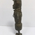 Edo. <em>Standing Male Figure</em>, 19th century. Copper alloy, 8 3/4 × 3 1/8 in. (22.2 × 8 cm). Brooklyn Museum, Gift of Arturo and Paul Peralta-Ramos, 56.6.67. Creative Commons-BY (Photo: , CUR.56.6.67_side_left.jpg)