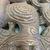 Maori. <em>Door lintel (Pare or Korupe)</em>, ca. 1850. Wood, pāua shell, 13 1/2 x 35 1/8 x 1 7/8 in. (34.3 x 89.2 x 4.8 cm). Brooklyn Museum, Frank L. Babbott Fund and Carll H. de Silver Fund, 61.126. Creative Commons-BY (Photo: , CUR.61.126_center_detail10.jpg)