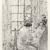 Frederick Childe Hassam (American, 1859-1935). <em>The Writing Desk</em>, 1915. Etching, 9 7/8 x 6 7/8 in.  (25.1 x 17.5 cm). Brooklyn Museum, Gift of Joseph S. Gotlieb, 63.234.2 (Photo: Brooklyn Museum, CUR.63.234.2.jpg)