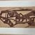 Christian Rohlfs (German, 1849-1939). <em>Large Head (Grosser Kopf)</em>, 1922. Color woodcut in burgundy on wove paper, Image: 17 13/16 x 10 in. (45.2 x 25.4 cm). Brooklyn Museum, A. Augustus Healy Fund, 65.23.5 (Photo: Brooklyn Museum, CUR.65.23.5.jpg)