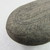 Rapanui. <em>Stone Pillow</em>. Basalt, 3 3/8 x 7 5/8in. (8.5 x 19.3cm). Brooklyn Museum, Gift of Joanna Bergvall, 67.183. Creative Commons-BY (Photo: , CUR.67.183_detail05.jpg)