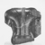 <em>Royal Torso</em>, 1759-1539 B.C.E. Granite, 20 1/2 x 20 1/2 x 9 13/16 in. (52 x 52 x 25 cm). Brooklyn Museum, Charles Edwin Wilbour Fund, 68.178. Creative Commons-BY (Photo: , CUR.68.178_NegH3_print_bw.jpg)