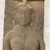 <em>Bas Relief Sculpture from a Temple</em>, ca. 11th century. Sandstone, 25 1/4 x 5 1/2 x 4 in. (64.1 x 14 x 10.2 cm). Brooklyn Museum, Gift of Mr. and Mrs. Paul E. Manheim, 68.206.3. Creative Commons-BY (Photo: Brooklyn Museum, CUR.68.206.3_detail.jpg)