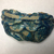 <em>Vessel Fragment</em>, 305 B.C.E.-395 C.E. Faience, 2 3/8 x 4 5/16 in. (6 x 11 cm). Brooklyn Museum, Anonymous gift, 69.112.24. Creative Commons-BY (Photo: , CUR.69.112.24_view01.jpg)