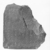 <em>Fragment from a Family Niche Stela</em>, ca. 525–404 B.C.E. Schist, 17 3/8 x 16 3/4 x 5 5/16 in. (44.2 x 42.5 x 13.5 cm). Brooklyn Museum, Charles Edwin Wilbour Fund, 73.86. Creative Commons-BY (Photo: , CUR.73.86_NegC_print_bw.jpg)