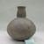 Mississippian. <em>Globular Bottle</em>, 1200-1700. Ceramic, 8 1/4 x 7 3/4 x 7 3/4 in. (21 x 19.7 x 19.7 cm). Brooklyn Museum, Charles Stewart Smith Memorial Fund, 75.88. Creative Commons-BY (Photo: Brooklyn Museum, CUR.75.88.jpg)