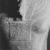 <em>Amun-Re or King Amunhotep III</em>, ca. 1403-1365 B.C.E. Quartzite, 7 11/16 x 5 5/8 x 3 15/16 in. (19.5 x 14.3 x 10 cm). Brooklyn Museum, Charles Edwin Wilbour Fund, 76.39. Creative Commons-BY (Photo: , CUR.76.39_NegID_L_703_20_print_bw.jpg)