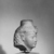 <em>Head of a Queen or Goddess</em>, ca. 230 B.C.E. Limestone, 4 1/4 x 3 1/8 in. (10.8 x 7.9 cm). Brooklyn Museum, Gift of the Ernest Erickson Foundation, Inc., 86.226.32. Creative Commons-BY (Photo: , CUR.86.226.32_NegE_print_bw.jpg)