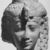 <em>Head of a Queen or Goddess</em>, ca. 230 B.C.E. Limestone, 4 1/4 x 3 1/8 in. (10.8 x 7.9 cm). Brooklyn Museum, Gift of the Ernest Erickson Foundation, Inc., 86.226.32. Creative Commons-BY (Photo: , CUR.86.226.32_NegID_L566_14A_print_bw.jpg)