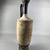 Greek. <em>White-Ground Lekythos</em>, 5th century B.C.E. Clay, slip, 10 5/8 × Diam. 3 1/8 in. (27 × 7.9 cm). Brooklyn Museum, Gift of Damon Mezzacappa, 87.226. Creative Commons-BY (Photo: Brooklyn Museum, CUR.87.226_view04.jpg)