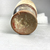 Greek. <em>White-Ground Lekythos</em>, 5th century B.C.E. Clay, slip, 10 5/8 × Diam. 3 1/8 in. (27 × 7.9 cm). Brooklyn Museum, Gift of Damon Mezzacappa, 87.226. Creative Commons-BY (Photo: Brooklyn Museum, CUR.87.226_view12.jpg)