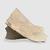 Ogawa Machiko (Japanese, born 1946). <em>Lunar Ice Moon Sculpture</em>, ca. 2014. Porcelain and glass, 8 11/16 × 10 5/8 × 7 1/16 in. (22 × 27 × 18 cm). Brooklyn Museum, Partial gift of Steven Korff and Marcia Van Wagner and Bertram H. Schaffner Asian Art Fund, 2020.1.6 (Photo: , CUR.TL2019.42.6_side_edited.jpg)