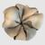 Fujino Sachiko (Japanese, born 1950). <em>Vessel</em>, 2010. Stoneware, airbrushed with slip, 16 9/16 × 15 3/4 × 15 3/8 in. (42 × 40 × 39 cm). Brooklyn Museum, Partial gift of Steven Korff and Marcia Van Wagner and Bertram H. Schaffner Asian Art Fund, 2020.1.7 (Photo: , CUR.TL2019.42.7_top_edited.jpg)