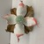 Sugiura Yasuyoshi (Japanese, born 1949). <em>Dogwood Flower</em>, 2019. Glazed stoneware with metallic glazes, 17 3/8 × 17 3/8 × 15 in. (44.1 × 44.1 × 38.1 cm). Brooklyn Museum, Gift of Joan B. Mirviss in honor of Alan Beller, 2020.14. © artist or artist's estate (Photo: Brooklyn Museum, CUR.TL2020.13_view02-1.jpg)