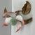 Sugiura Yasuyoshi (Japanese, born 1949). <em>Dogwood Flower</em>, 2019. Glazed stoneware with metallic glazes, 17 3/8 × 17 3/8 × 15 in. (44.1 × 44.1 × 38.1 cm). Brooklyn Museum, Gift of Joan B. Mirviss in honor of Alan Beller, 2020.14. © artist or artist's estate (Photo: Brooklyn Museum, CUR.TL2020.13_view03.jpg)