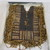 Samoan. <em>Poncho (Tiputa)</em>, mid 19th century. Barkcloth, pigment, 26 x 23 in. (66 x 58.4 cm). Brooklyn Museum, Brooklyn Museum Collection, X977. Creative Commons-BY (Photo: , CUR.X977_overall.jpg)