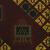 Vlisco B.V.. <em>Wax Print Textile, ABC Pattern</em>, ca. 2018. Cotton, synthetic dye, 36 × 36 in. (91.4 × 91.4 cm). Brooklyn Museum, Gift of Vlisco B.V., 2019.1.6 (Photo: , TL2018.76.6_detail02_PS9.jpg)