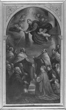 Leandro dal Ponte, called Leandro Bassano and Workshop (Italian, Venetian School, 1557-1622). <em>Two-sided Processional Banner