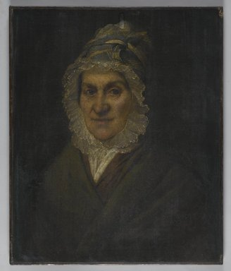 French School. <em>Portrait of an Old Woman</em>, 19th century. Oil on canvas, 23 1/2 x 19 1/2 in. (59.7 x 49.5 cm). Brooklyn Museum, Gift of Charles A. Schieren, 13.67 (Photo: Brooklyn Museum, 13.67_PS6.jpg)