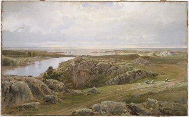 Lily Pond, Newport