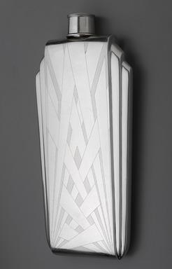 Napier Company flask
