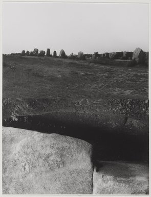 Karen Bell (American, born 1952). <em>The Alignment</em>, 1992. Gelatin silver photograph collage, sheet: 5 1/8 x 3 7/8 in. (13 x 9.8 cm). Brooklyn Museum, Gift of Carolyn Conrad and John Iversen, 1992.275.2. © artist or artist's estate (Photo: Brooklyn Museum, 1992.275.2_PS9.jpg)