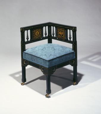 U003cemu003eCorner Chair (Modern