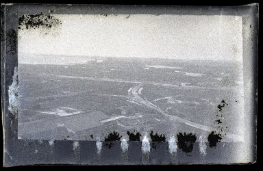 George Bradford Brainerd (American, 1845-1887). <em>View North, Coney Island</em>, ca. 1885. Gelatin dry glass plate negative, 2 1/8 x 3 1/4 in. (5.4 x 8.3 cm). Brooklyn Museum, Brooklyn Museum/Brooklyn Public Library, Brooklyn Collection, 1996.164.2-2127 (Photo: Brooklyn Museum, 1996.164.2-2127_glass_SL1.jpg)