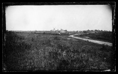 George Bradford Brainerd (American, 1845-1887). <em>View from the West, Hayground, Long Island</em>, 1879. Collodion silver glass wet plate negative Brooklyn Museum, Brooklyn Museum/Brooklyn Public Library, Brooklyn Collection, 1996.164.2-235 (Photo: Brooklyn Museum, 1996.164.2-235_SL1.jpg)