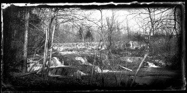 George Bradford Brainerd (American, 1845-1887). <em>Brook, Hohokus, New Jersey</em>, ca. 1872-1887. Collodion silver glass wet plate negative Brooklyn Museum, Brooklyn Museum/Brooklyn Public Library, Brooklyn Collection, 1996.164.2-904 (Photo: Brooklyn Museum, 1996.164.2-904_SL1.jpg)