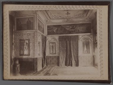 <em>[Untitled], One of 274 Vintage Photographs</em>, late 19th-early 20th century. Photograph, 4 3/4 x 6 5/16 in. (12 x 16.1 cm). Brooklyn Museum, Purchase gift of Leona Soudavar in memory of Ahmad Soudavar, 1997.3.158 (Photo: Brooklyn Museum, 1997.3.158_IMLS_PS3.jpg)