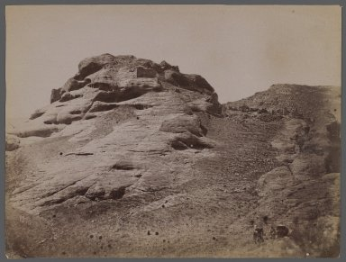 <em>[Untitled], One of 274 Vintage Photographs</em>, late 19th-early 20th century. Photograph, 8 3/16 x 6 3/16 in. (20.8 x 15.7 cm). Brooklyn Museum, Purchase gift of Leona Soudavar in memory of Ahmad Soudavar, 1997.3.166 (Photo: Brooklyn Museum, 1997.3.166_IMLS_PS3.jpg)