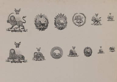 <em>[Untitled], One of 274 Vintage Photographs</em>, late 19th-early 20th century. Printed ink on paper, 8 11/16 x 11 5/16 in. (22 x 28.8 cm). Brooklyn Museum, Purchase gift of Leona Soudavar in memory of Ahmad Soudavar, 1997.3.172 (Photo: Brooklyn Museum, 1997.3.172_IMLS_PS3.jpg)