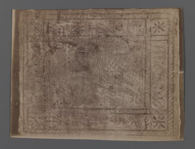 <em>Tablets of Uniform Inscriptions, One of  274 Vintage Photographs</em>, late 19th-early 20th century. Albumen silver photograph, 6 7/16 x 8 1/4 in.  (16.3 x 21.0 cm). Brooklyn Museum, Purchase gift of Leona Soudavar in memory of Ahmad Soudavar, 1997.3.271 (Photo: Brooklyn Museum, 1997.3.271_IMLS_PS3.jpg)
