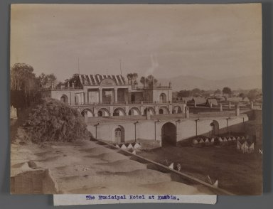 <em>[Untitled], One of 274 Vintage Photographs</em>, late 19th-early 20th century. Photograph, 6 3/16 x 8 1/8 in. (15.7 x 20.7 cm). Brooklyn Museum, Purchase gift of Leona Soudavar in memory of Ahmad Soudavar, 1997.3.68 (Photo: Brooklyn Museum, 1997.3.68_IMLS_PS3.jpg)