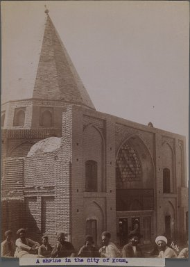 <em>[Untitled], One of 274 Vintage Photographs</em>, late 19th-early 20th century. Photograph, 5 7/8 x 8 1/16 in. (15 x 20.5 cm). Brooklyn Museum, Purchase gift of Leona Soudavar in memory of Ahmad Soudavar, 1997.3.79 (Photo: Brooklyn Museum, 1997.3.79_IMLS_PS3.jpg)
