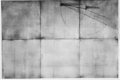 Yizhak Elyashiv (American, born Israel 1964). <em>A Handful of Grains</em>, 1994. Non-pigment ink and ink on heavy white BFK wove, Each Image: 33 1/16 x 22 3/8 in. (84 x 56.8 cm). Brooklyn Museum, Alfred T. White Fund, 1997.78a-j. © artist or artist's estate (Photo: Brooklyn Museum, 1997.78a_bw.jpg)