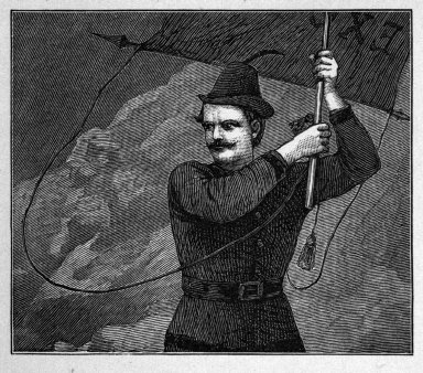 "Winslow Homer (American, 1836-1910). <em>""His brow was sad,""</em> 1878. Wood engraving, Image: 2 1/4 x 2 5/8 in. (5.7 x 6.7 cm). Brooklyn Museum, Gift of Harvey Isbitts, 1998.105.199 (Photo: Brooklyn Museum, 1998.105.199_bw.jpg)"