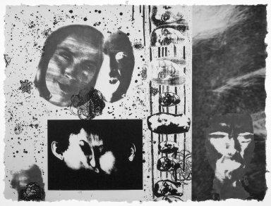 Kiki Smith (American, born Germany, 1954). <em>[Untitled]</em>, 1991. Lithograph, 22 1/2 x 30 1/2 in.  (57.2 x 77.5 cm). Brooklyn Museum, Emily Winthrop Miles Fund, 1999.17.6. © artist or artist's estate (Photo: Brooklyn Museum, 1999.17.6.jpg)