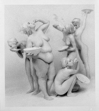 Lynn Bianchi (American, born 1944). <em>Lalique</em>, 1998. Gelatin silver photograph, sheet: 20 x 16 in.  (50.8 x 40.6 cm);. Brooklyn Museum, Gift of Lynn Bianchi, 1999.65.1. © artist or artist's estate (Photo: Brooklyn Museum, 1999.65.1_bw.jpg)