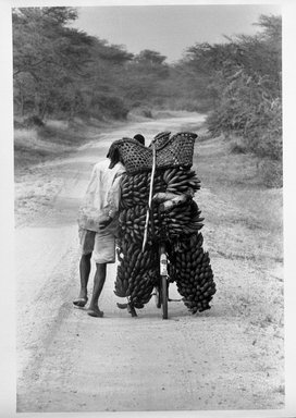 Ardian Gill (American, born 1929). <em>[Untitled] (Uganda)</em>, 1994. Gelatin silver photograph, 19 7/8 x 15 7/8 in.  (50.5 x 40.3 cm). Brooklyn Museum, Gift of Ardian Gill, 1999.66.1. © artist or artist's estate (Photo: Brooklyn Museum, 1999.66.1_bw.jpg)