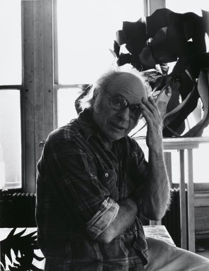 Arthur Mones (American, 1919-1998). <em>G. Sugerman</em>, 1980. Gelatin silver photograph, image:  13 1/2 x 10 1/2 in.  (34.3 x 26.7 cm);. Brooklyn Museum, Gift of Wayne and Stephanie Mones at the request of their father, Arthur Mones, 2000.89.17. © artist or artist's estate (Photo: Brooklyn Museum, 2000.89.17_PS4.jpg)