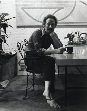 Arthur Mones (American, 1919-1998). <em>Clinton Hill</em>, 1979. Gelatin silver photograph, image:  13 1/2 x 10 1/2 in.  (34.3 x 26.7 cm);. Brooklyn Museum, Gift of Wayne and Stephanie Mones at the request of their father, Arthur Mones, 2000.89.74. © artist or artist's estate (Photo: Brooklyn Museum, 2000.89.74_PS4.jpg)