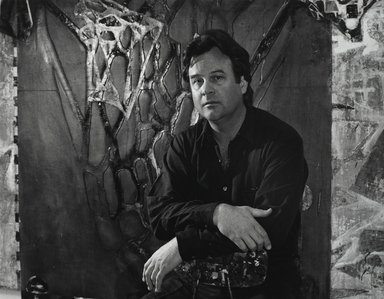 Arthur Mones (American, 1919-1998). <em>Terrance Lanone</em>, 1990. Gelatin silver photograph, image:  10 1/2 x 13 1/2 in.  (26.7 x 34.3 cm);. Brooklyn Museum, Gift of Wayne and Stephanie Mones at the request of their father, Arthur Mones, 2000.89.84. © artist or artist's estate (Photo: Brooklyn Museum, 2000.89.84_PS4.jpg)