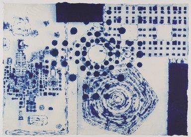 Arlene Shechet (American, born 1951). <em>Survey</em>, 2000. Handmade abaca paper, 25 x 35 in.  (63.5 x 88.9 cm). Brooklyn Museum, Emily Winthrop Miles Fund , 2001.61. © artist or artist's estate (Photo: Brooklyn Museum, 2001.61_PS9.jpg)