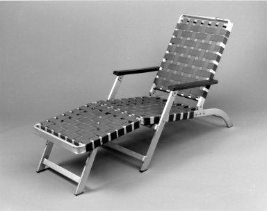 Troy Sunshade Company (division Of Hobart Manufacturing Company).  U003cemu003eFolding Lounge