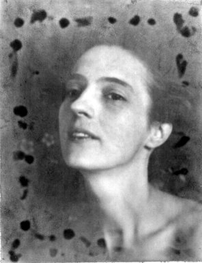 Consuelo Kanaga (American, 1894-1978). <em>Alice Rohrer</em>, 1920s. Toned gelatin silver photograph, Sheet: 9 7/8 x 7 5/8 in. (25.1 x 19.4 cm). Brooklyn Museum, Gift of David and Marcia Raymond in memory of Paul Raymond