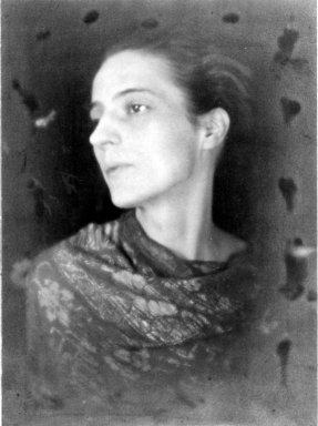 Consuelo Kanaga (American, 1894-1978). <em>Alice Rohrer</em>, 1920s. Toned gelatin silver photograph, 9 1/2 x 7 in. (24.1 x 17.8 cm). Brooklyn Museum, Gift of David and Marcia Raymond in memory of Paul Raymond, 2002.85.4 (Photo: Brooklyn Museum, 2002.85.4_bw.jpg)