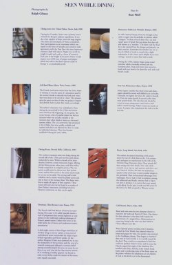 Ralph Gibson (American, born 1939). <em>Portfolio Title Page</em>. Chromogenic photograph, 17 15/16 x 12 in. (45.6 x 30.5 cm). Brooklyn Museum, Gift of Julian and Elaine Hyman, 2003.40.1. Creative Commons-BY (Photo: Brooklyn Museum, 2003.40.1.jpg)