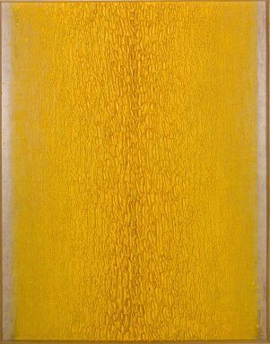 Martin Kline (born 1961). <em>Light in August</em>, 2001. Encaustic on panel, 62 x 49 x 4 in. (157.5 x 124.5 x 10.2 cm). Brooklyn Museum, Purchase gift of an anonymous donor, 2005.57. © artist or artist's estate (Photo: Brooklyn Museum, 2005.57_PS1.jpg)